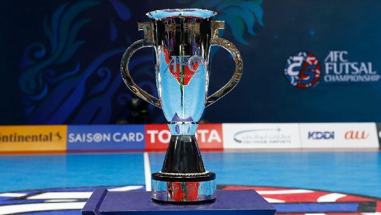 AFC Futsal Championship 2020 seharusnya digelar pada 2 hingga 13 Desember 2020 mendatang di Kuwait kembali dituda. Copyright: © the afc