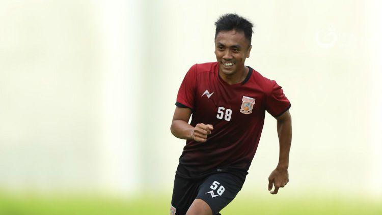 Dedi Hartono pemain baru Borneo FC untuk Liga 1 2020. Copyright: © Liga-indonesia.id