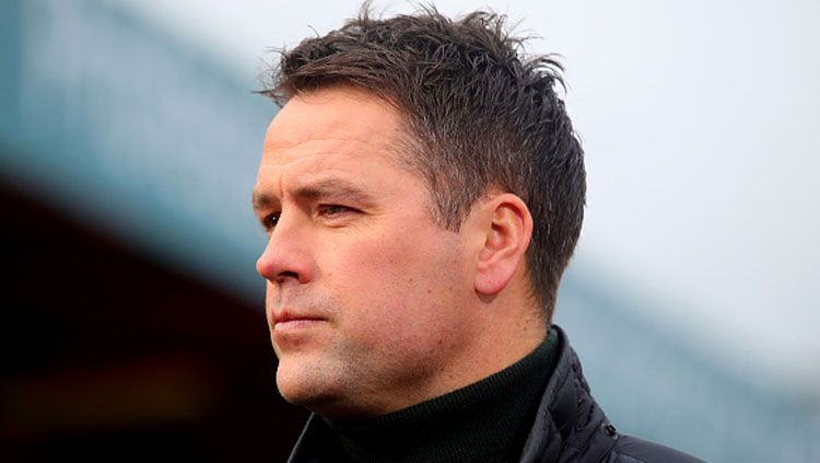 Michael Owen pergi meninggalkan Liverpool ke Real Madrid. Copyright: © Chris Brunskill/GettyImages