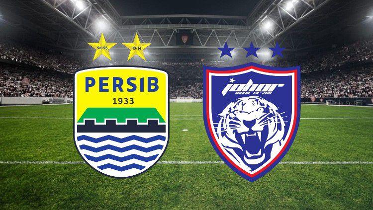 Klub Liga 1 Persib Bandung ternyata setara dengan wakil Liga Super Malaysia Johor Darul Ta'zim perihal memiliki banyak pemain berlabel naturalisasi. Copyright: © jagoanligainggris.wordpress.com/wikipedia