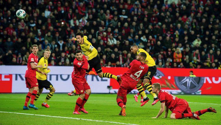 Hasil Bundesliga Borussia Dortmund Vs Leverkusen Kemenangan Hampa Indosport