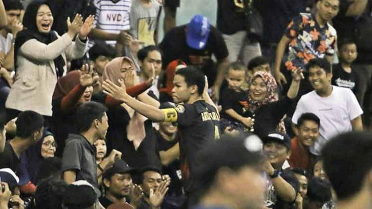 Pekan keempat Grup A Pro Futsal League (PFL) Indonesia 2020 di GOR Sudiang, Makassar, 1-2 Februari lalu, mengukir banyak kisah. Copyright: © Instagram@ardiansyahnur_