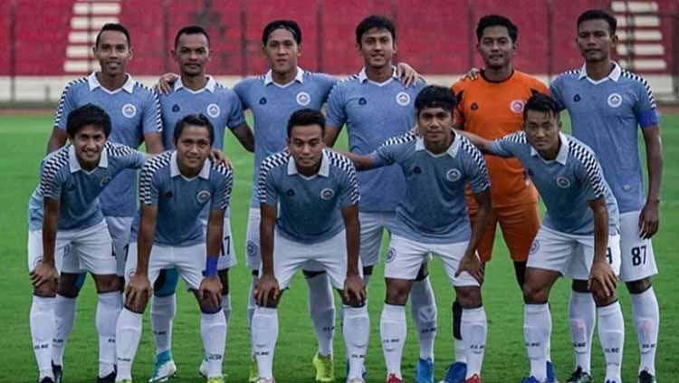 Skuat Sulut United. Copyright: © Instagram.com/sulutunitedfc