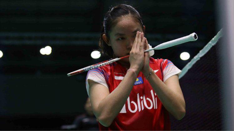 Ruselli Hartawan di Badminton Asia Team Championships 2020. Copyright: © Badminton Indonesia