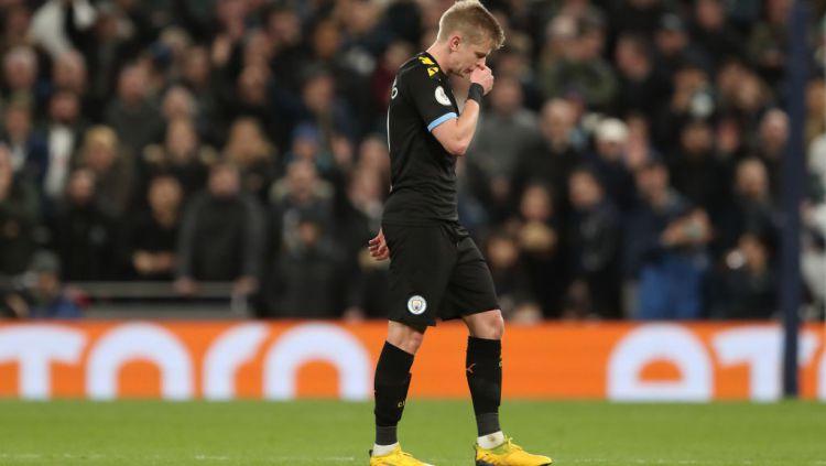 Man City Terancam Turun ke Kasta 4 Liga Inggris Copyright: © James Williamson - AMA/Getty Images