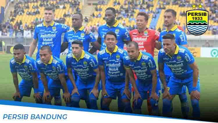 Profil tim Liga 1, Persib Bandung. Copyright: © Arif Yahya/INDOSPORT