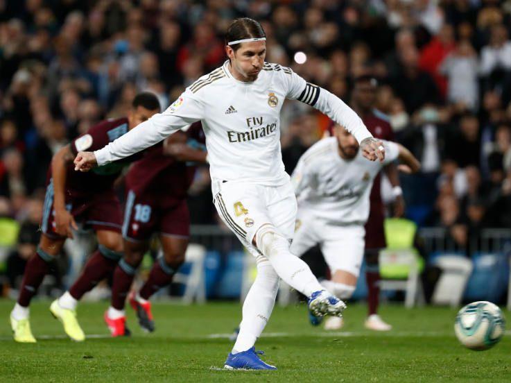 Hasil Pertandingan Liga Spanyol Real Madrid vs Celta Vigo: Tuan Rumah Gagal Menang