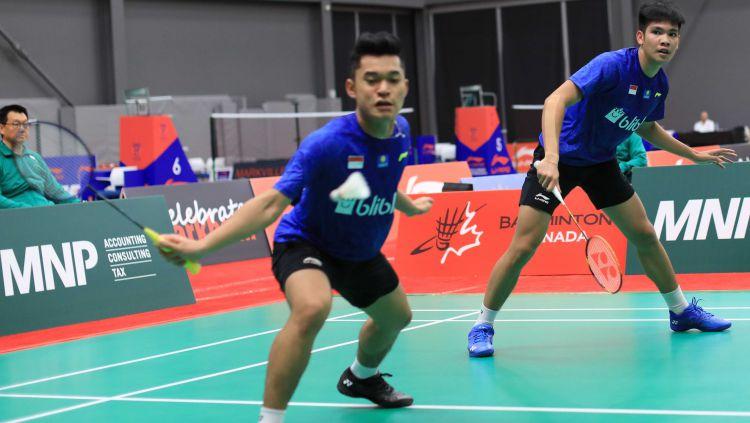 Hasil Yonex Thailand Open 2021 Leo Daniel Menangi Perang Saudara Indosport