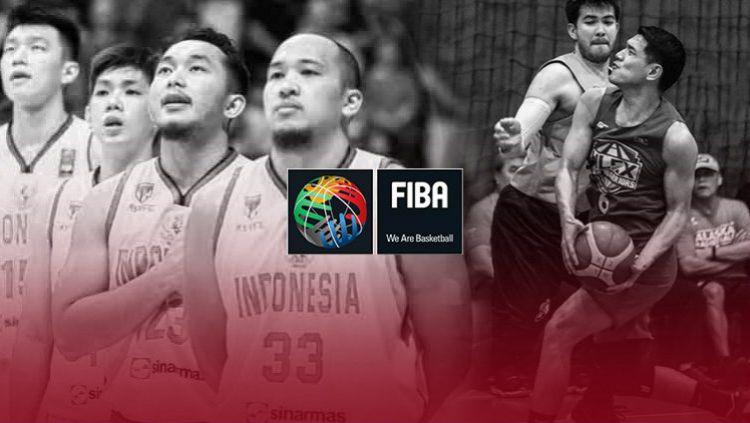 Membandingkan Timnas Basket Indonesia dengan Filipina Jelang Kualifikasi FIBA Asia Cup 2021 Copyright: © Grafis/INDOSPORT