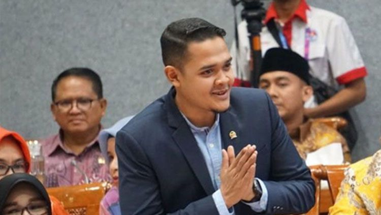 Chief Executive Officer (CEO) Persik Kediri Abdul Hakim Bafagih. Copyright: © Instagram/@abdulhakimbafagih