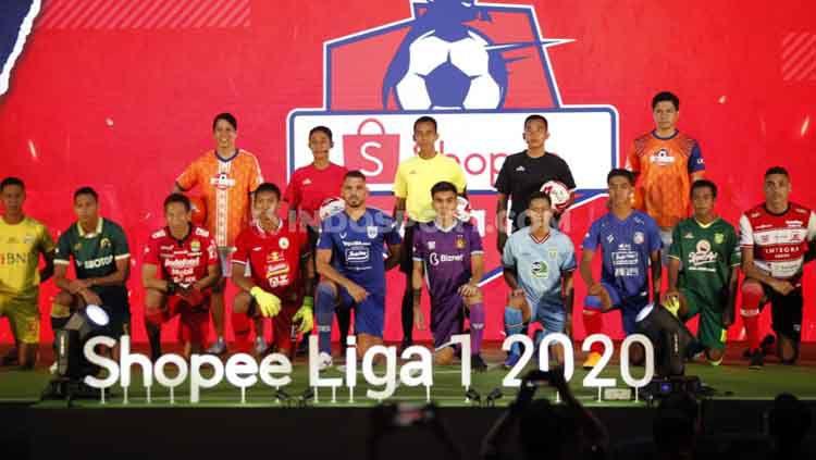 PSSI secara resmi memutuskan menunda kick off lanjutan Liga 1 dan 2 2020. Copyright: © Herry Ibrahim/INDOSPORT