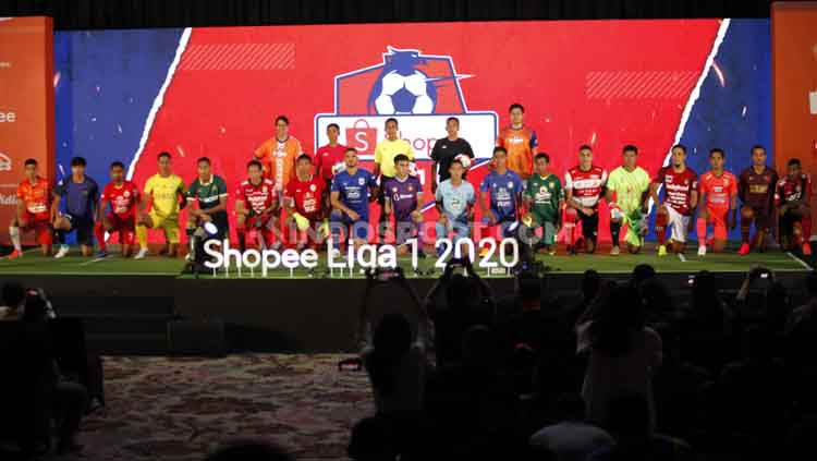 Wacana Liga 1 tanpa degradasi banyak mendapat tentangan dari para klub. Copyright: © Herry Ibrahim/INDOSPORT