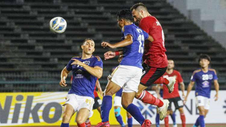 Kabar baik untuk fans PSM Makassar dan Bali United karena Piala AFC bakal diselesaikan tahun ini. Copyright: © Official Bali United