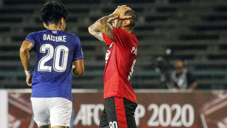Wakil Kamboja, Svay Rieng FC, tak sabar kembali bertarung dalam Piala AFC 2020 grup G. Ajang level kedua benua Asia ini merupakan jalan menunjukkan level dari sepak bola Kamboja. Copyright: © Official Bali United