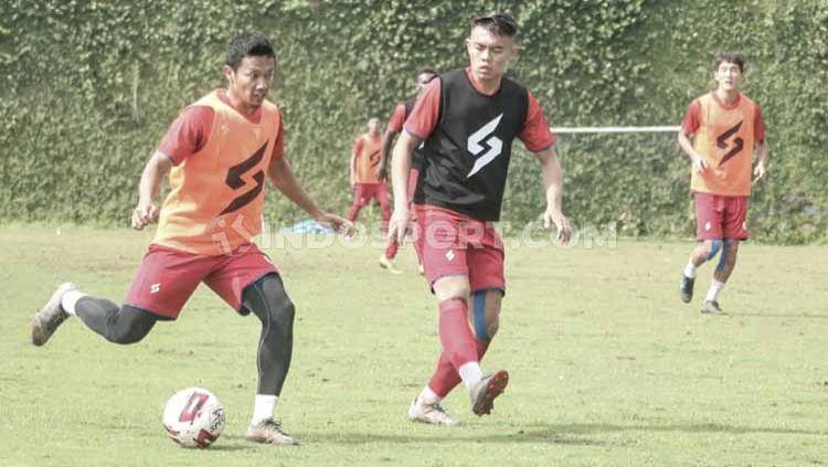 General Manager Arema FC, Ruddy Widodo memberi isyarat kuat bahwa jadwal program latihan tim sebagai persiapan lanjutan Liga 1 akan mundur sampai awal Agustus. Copyright: © Ian Setiawan/INDOSPORT