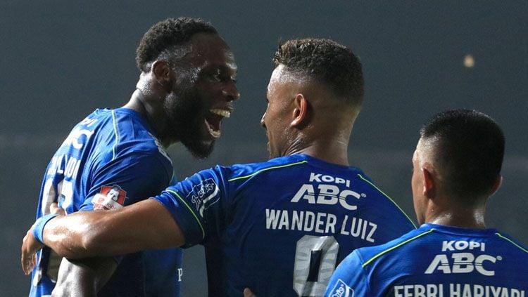 Berikut ini ada 3 legiun asing Liga 1 merupakan alumni klub yang menaungi pemain Belanda keturunan Indonesia Sinjo Leninduan NEC Nijmegen. Copyright: © Twitter/@Liga1Match