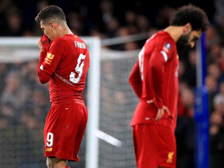 Firmino dan 3 Bintang yang Jadi Biang Kekalahan Liverpool Atas Chelsea