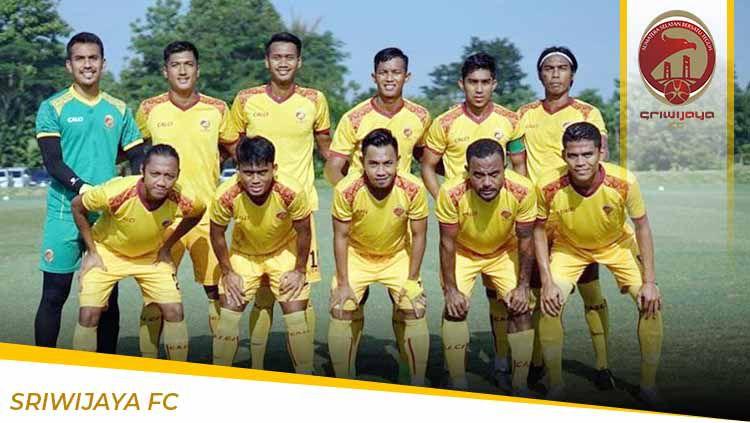 Profil Tim Sriwijaya FC untuk Liga 2. Copyright: © Grafis: Yanto/Indosport.com