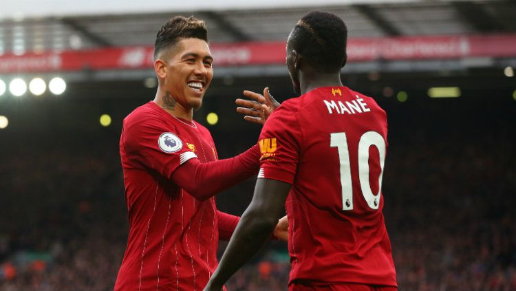 Liverpool secara resmi mengurungkan niatnya untuk memotong gaji para pemain di tengah pandemi virus corona ini. Copyright: © Alex Livesey - Danehouse/Getty Images