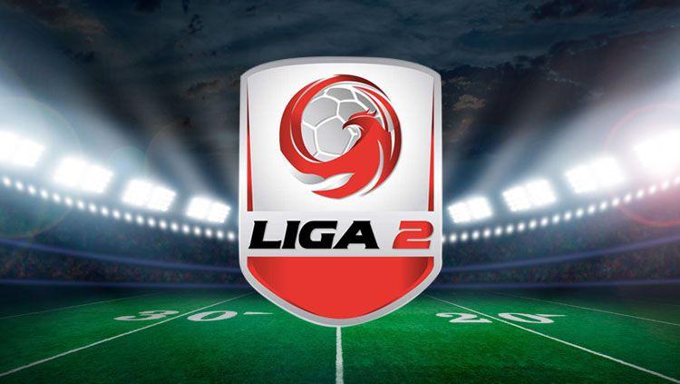 Logo Liga 2. Copyright: © pabidaian.blogspot/Wikipedia