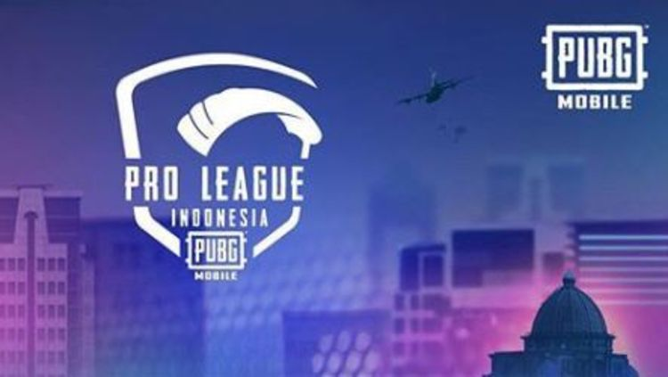 Logo PUBG Mobile Pro League (PMPL) ID 2020 season 1 Copyright: © Instagram @pubgmobile.esports.id