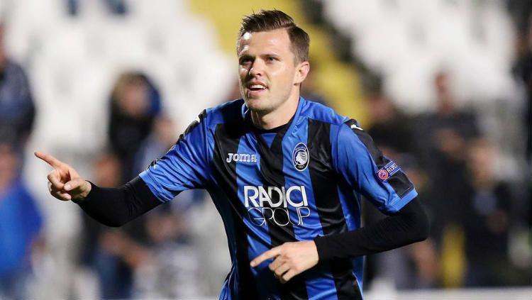 Penampilan gemilang Atalanta di Liga Champions musim ini tidak lepas dari peran Josip Ilicic. Copyright: © Fedenerazzura