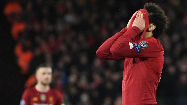 Petaka Winter Break dan Kehancuran Liverpool Musim Ini. Copyright: © Michael Regan - UEFA/UEFA via Getty Images