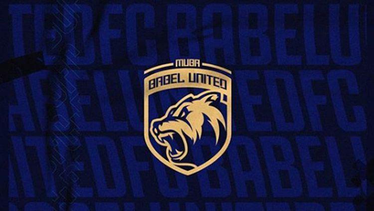 Logo klub Liga 2, Muba Babel United. Copyright: © Instagram/@mubababelunitedfc