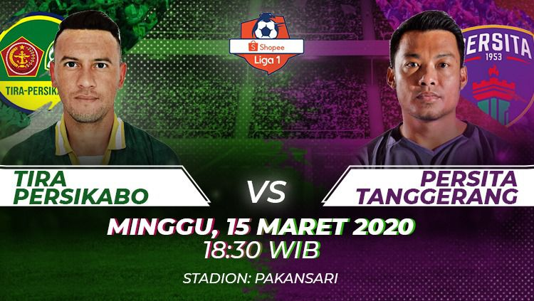 Prediksi Liga 1 2020 Tira Persikabo vs Persita Tangerang Copyright: © INDOSPORT