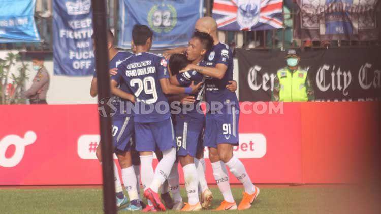 Klub Liga 1, PSIS Semarang. Copyright: © Ronald Seger Prabowo/INDOSPORT