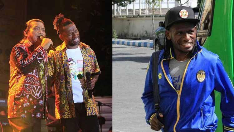 Bagi para pencinta klub PSIM Yogyakarta, nama Ayub Antoh tentu tak asing lagi. Tiga musim pesepak bola asal Papua ini menjadi bagian tim Laskar Mataram. Copyright: © Istimewa/Instagram Ayub Antoh