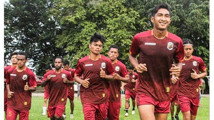 Manajemen Muba Babel United segera memanggil seluruh pemain dalam waktu dekat. Mereka bakal menjadwalkan latihan perdana pada pekan ketiga Agustus. Copyright: © Media Muba Babel United