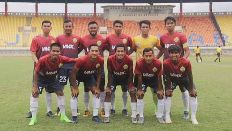 Skuat klub Liga 2, PSKC Cimahi. Copyright: © Instagram@pskc_cimahi
