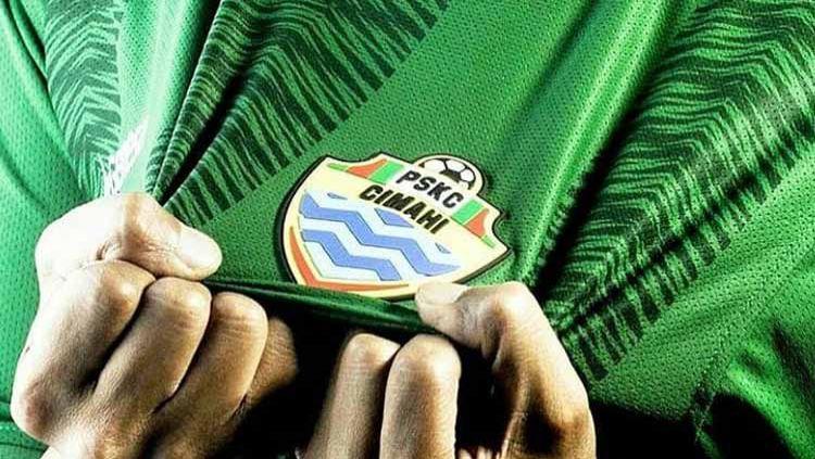 Logo klub Liga 2, PSKC Cimahi. Copyright: © Instagram@pskc_cimahi