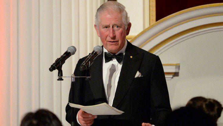 Pangeran Charles dilaporkan positif terjangkit virus corona. Copyright: © Eamonn M. McCormack - WPA Pool/Getty Images