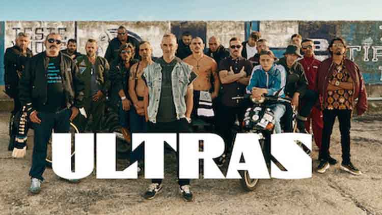 Ofisial poster film Ultras. Copyright: © Netflix.com