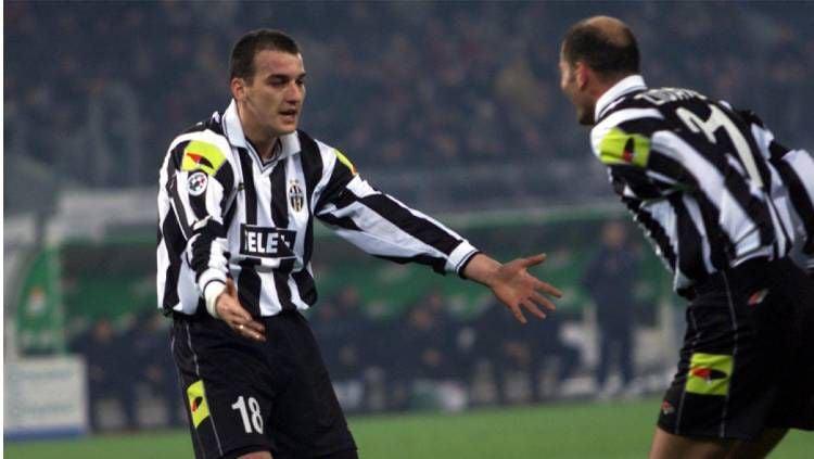 Apa kabar Darko Kovacevic, mantan penyerang Juventus yang hampir tewas tertembak meski berada di rumah sendiri. Copyright: © juventus.com