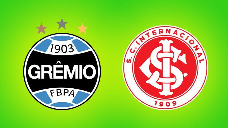 Pertemuan antara dua klub papan atas Brasil, Gremio dan Internacional adalah salah satu derbi terpanas yang ada di Brasil, bahkan di dunia. Copyright: © Galang/ INDOSPORT