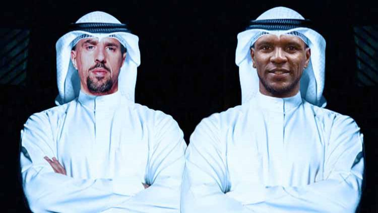 Melihat kabar terbaru dari 4 pemain sepak bola profesional Eropa yang ternyata mantap untuk memeluk agama Islam. Copyright: © Instagram