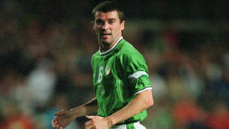 Timnas Irlandia senang memiliki Roy Keane kembali, meski sebagian fans banyak yang menentang. Copyright: © The Irish Post