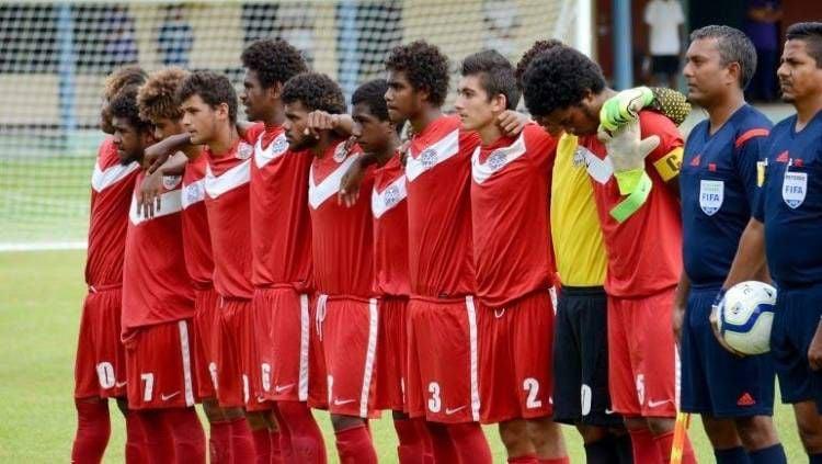 Mengenal Liga Kaledonia Baru, saudara jauh masyarakat Jawa dari wilayah Oseania yang pernah tampil di ajang Piala Dunia Antarklub. Copyright: © sportskeeda