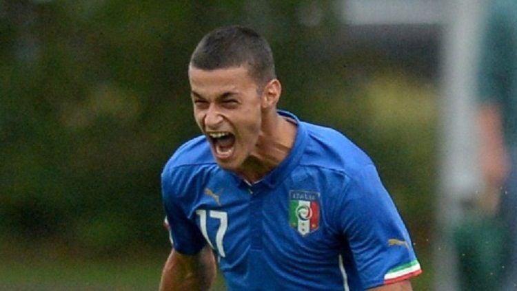 Mengenal Gianluca Scamacca, Pewaris Takhta Ibrahimovic di AC Milan Copyright: © Transfermarkt