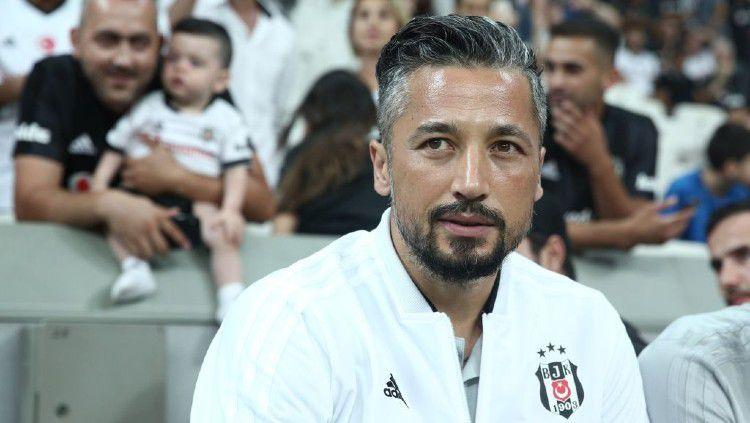 Eks pemain Timnas Turki, Ilham Mansiz. Copyright: © Arif Hudaverdi Yaman/Anadolu Agency/Getty Images