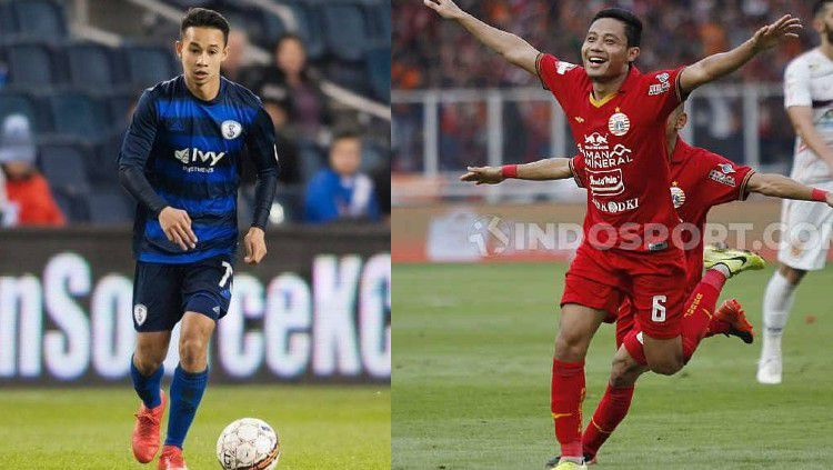 Perbandingan Harga Gelandang Timnas Malaysia di MLS dan Evan Dimas Copyright: © https://www.instagram.com/penjaring.gol/ INDOSPORT