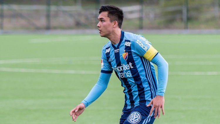 Profil Singkat Anthonio Sanjairag, Pemain Liga Swedia yang Bisa Bikin Thailand Batal Rebut Elkan Baggott dari Timnas Indonesia Copyright: © https://dif.se/