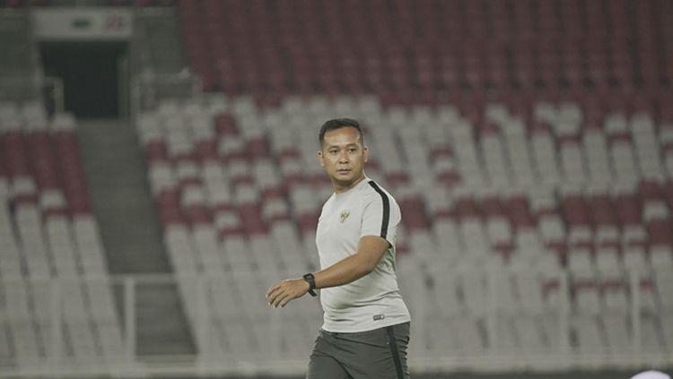 Eks Pelatih Fisik Timnas Indonesia U-19 Kembali Jadi Bagian Sabah FC. Copyright: © instagram/sofiemamfaizal
