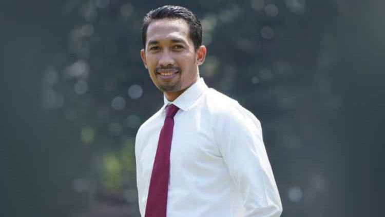 Mochamad Fakhrudin, legenda Arema Indonesia. Copyright: © Dok. Mochamad Fakhrudin