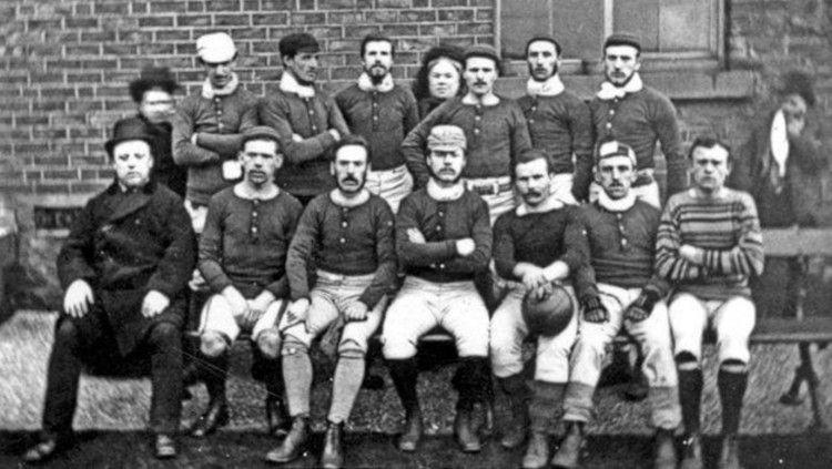 Sheffield F.C, Klub Sepak Bola Tertua di Dunia Asal Inggris Copyright: © Wikimedia Commons