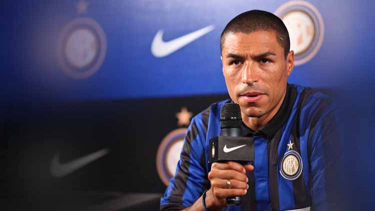 Legenda sepak bola Inter Milan, Ivan Cordoba, memberi saran lima nama baru untuk direkrut raksasa Serie A Liga Italia itu di bursa transfer musim panas 2020. Copyright: © Visual China Group via Getty Images