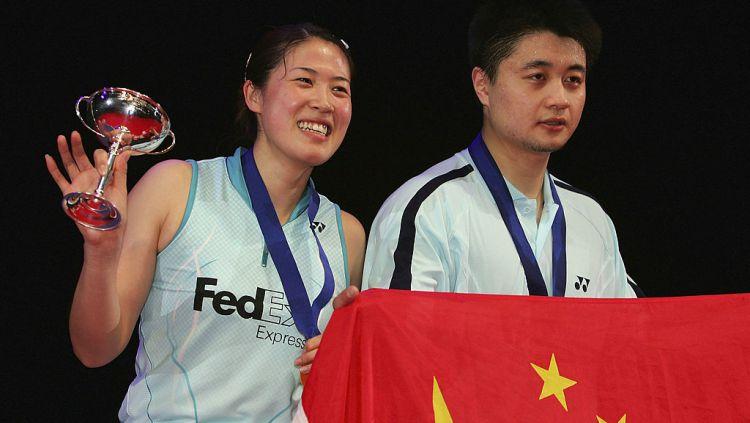 Sejumlah pemain badminton wanita internasional, mampu meraih kesuksesan dengan catatan gelar terlengkap. Copyright: © Julian Finney/Getty Images
